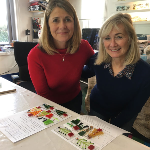 One day workshop - make Christmas decorations and gifts