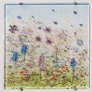 Sue Tinkler Winter Wildflowers Wall Art